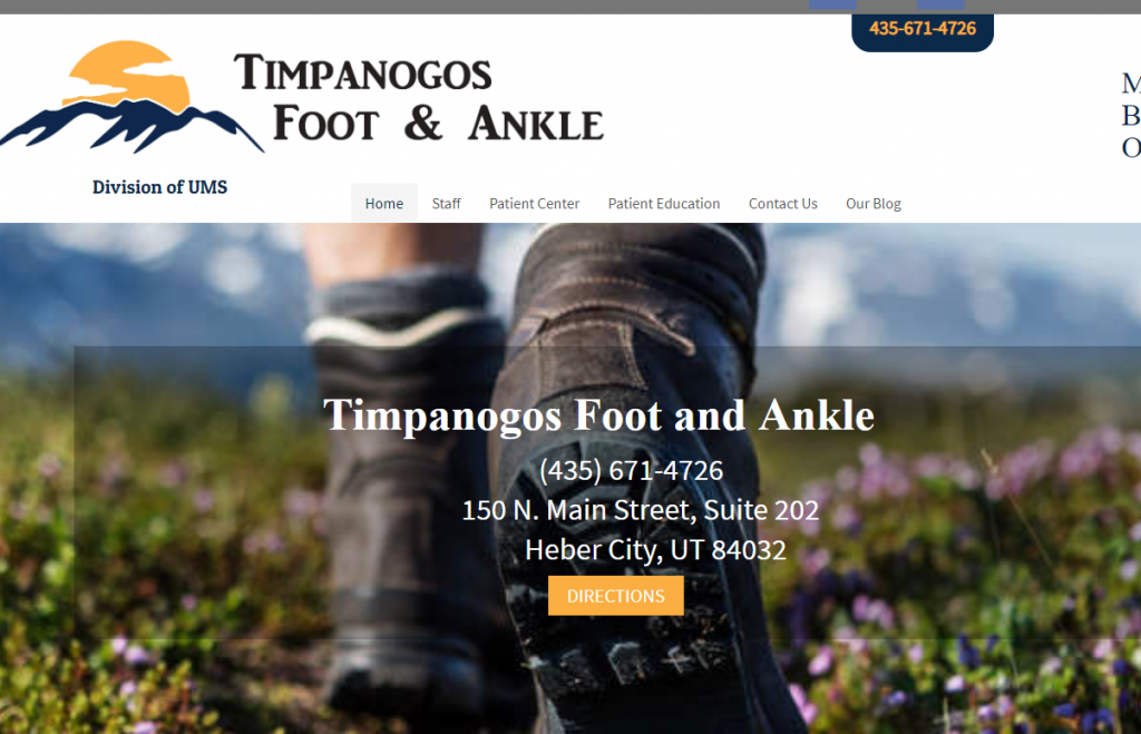 Timpanogos Foot and Ankle